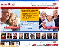 50plus-treff.de im Partnerbörsen Vergleich (Partnervermittlung)